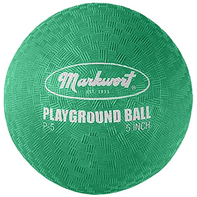 "P812GN Markwort Playground Ball 8.5"" - Green THUMBNAIL"