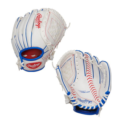 "PL90SSG Rawlings Player's T-ball 9"" Glove - Regular THUMBNAIL"