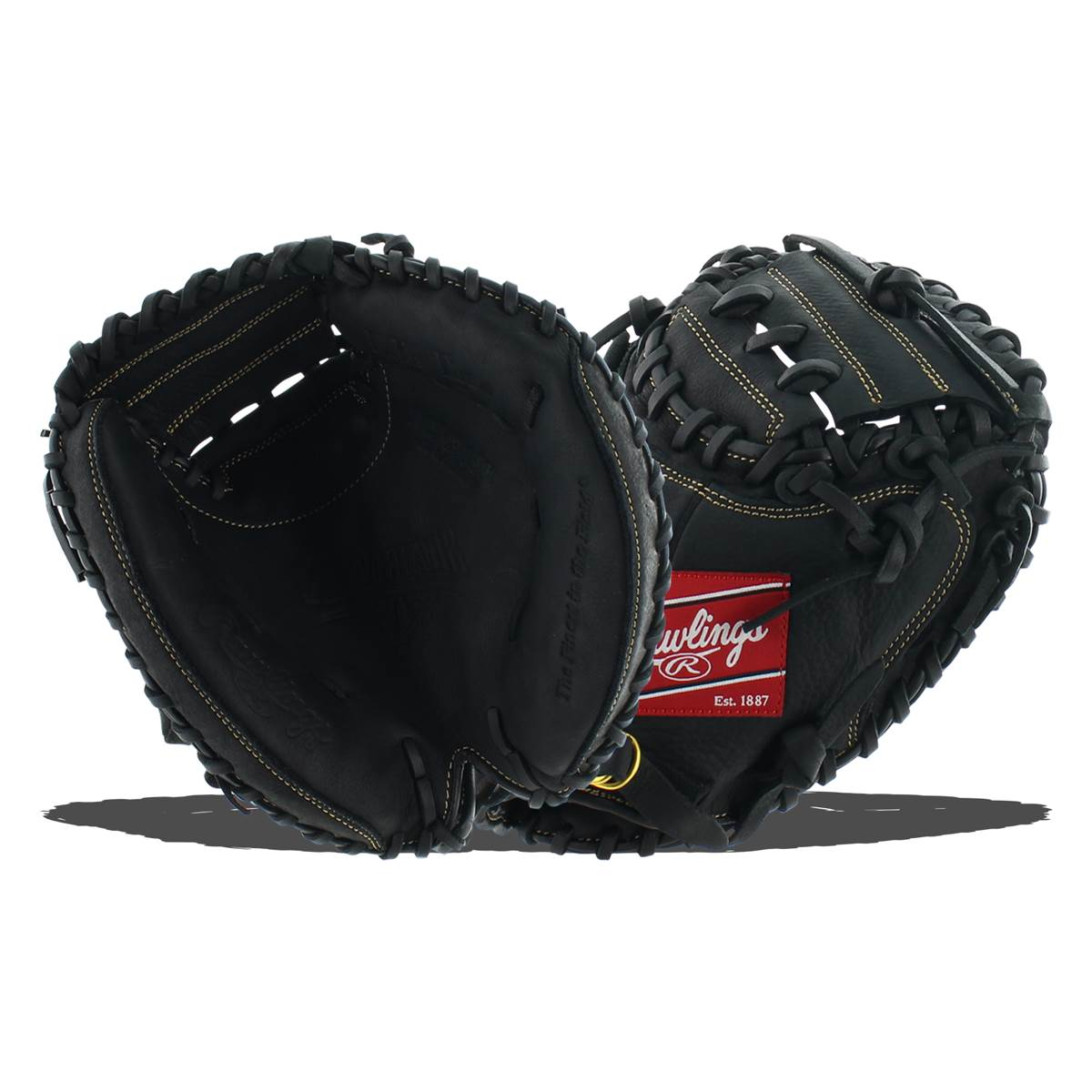 "RCM315B Rawlings Renegade 31.5"" Catcher's Mitt - Youth Regular THUMBNAIL"