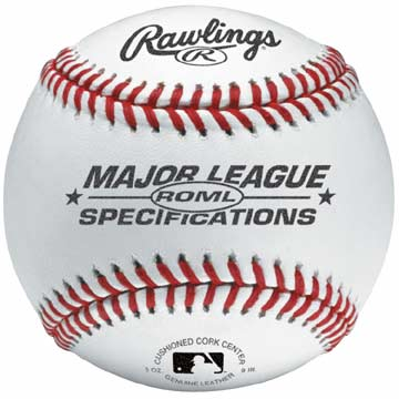 ROML Rawlings Major League Specs MAIN