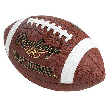 EDGECYB Rawlings Edge Composite Football NFHS - Youth - Bulk MAIN