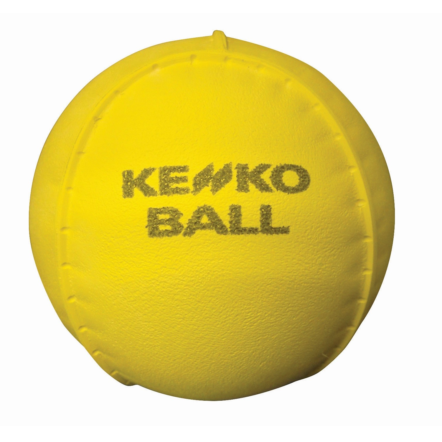"S14YUR Kenko 14"" Softball Yellow MAIN"