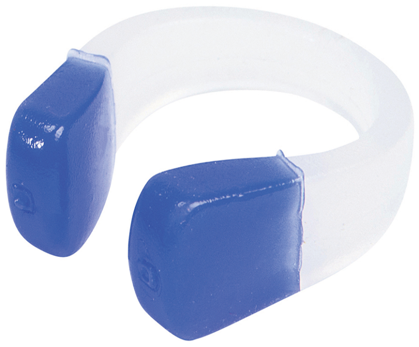 Leader Deluxe Nose Clip - Blue MAIN