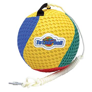 TH735 Saturnian 1 Fun Gripper Thetherball MAIN