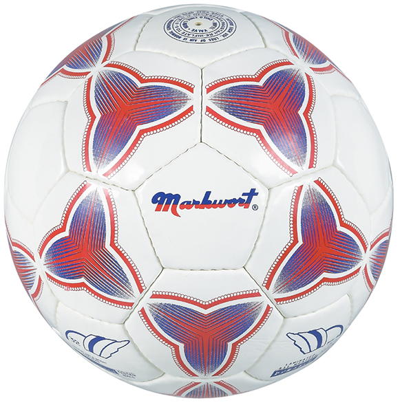 Markwort Soccerball - Synthetic Leather - Size 4 THUMBNAIL