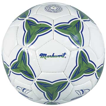 Markwort Soccerball - Synthetic Leather - Size 5 THUMBNAIL