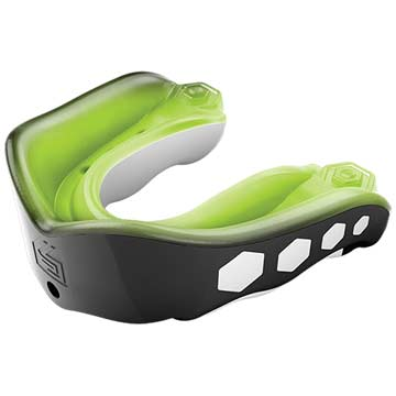 6393Y Shock Doctor Gel Max Convertible Youth Flavor Fusion Mouthguard  - Lemon Lime MAIN
