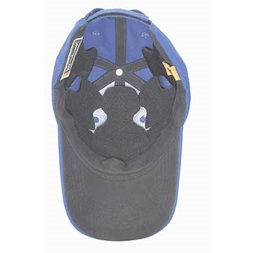 Baseball Headguard Black LARGE