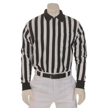 FBS1023 Smitty Football Official's Shirt - Long Sleeve - 3XL MAIN