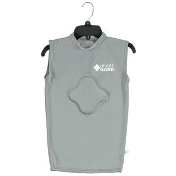 HGHY Heart-Gard Youth Bodyshirt on Hanger THUMBNAIL