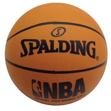 51161 Spalding Spaldeen High Bounce Balls - NBA Basketball MAIN