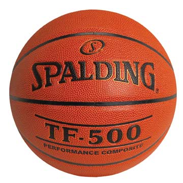74796 Spalding Basketball TF-500 - Size 7 - Boxed MAIN