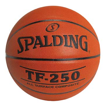 747988 Spalding Basketball TF-250 - Size 6 MAIN