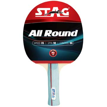 318AR Stag All Around Table Tennis Racket MAIN