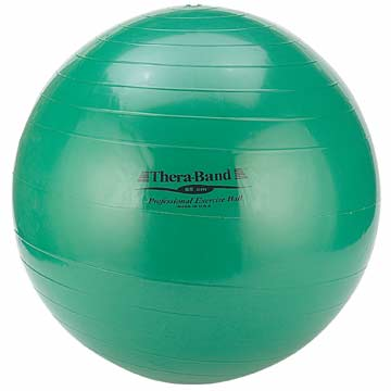 "23030 Thera-Band Execise Ball - 26"" - Green MAIN"