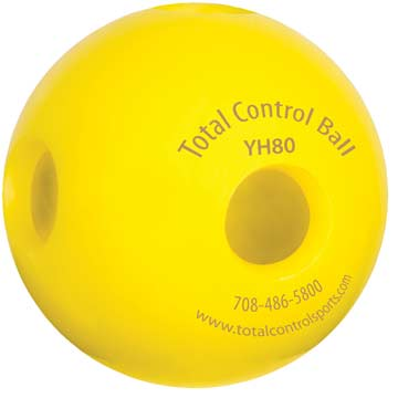 TCBYH80 Total Control Hole Ball 80 MAIN
