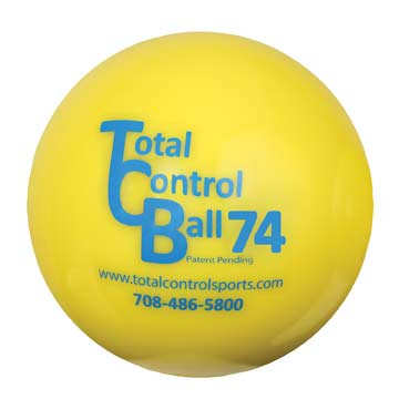TCB74 Total Control Ball 74 THUMBNAIL