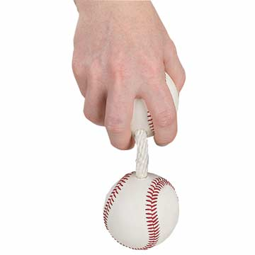 THROWR Throw-Rite 2-Baseball Pitcher's Training Device MAIN