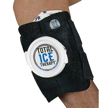 TH2001 Total Ice Therapy Elbow/Wrist Ice Wrap w/Ice Bag MAIN