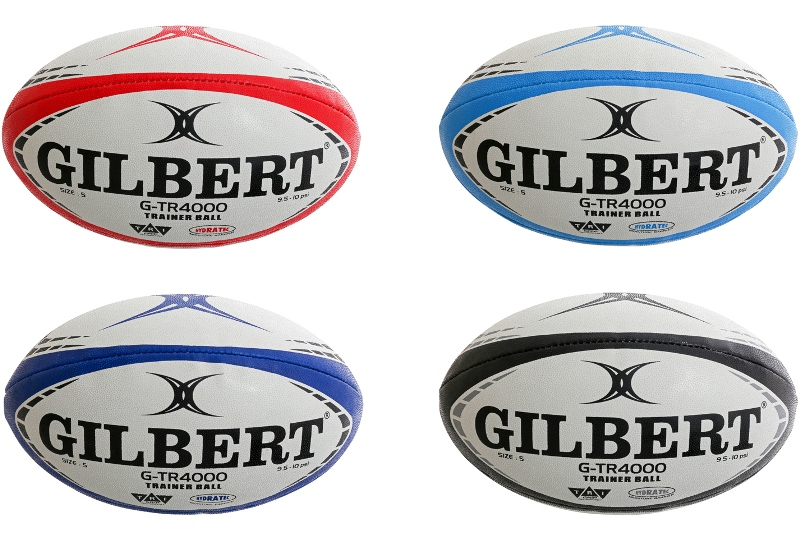 TR4004 Gilbert G-TR4000 Rugby Training Ball Size 4 MAIN