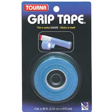TG1R Tourna Grips Regular Tape - Blue MAIN
