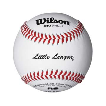 A1074BL Wilson Little League Baseball MAIN