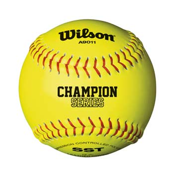 "A9011B Wilson NFHS 12"" Softball MAIN"