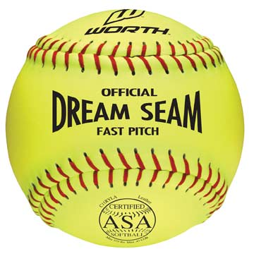 "C11RYLA Rawlings 11"" Dream Seam FP Softball MAIN"
