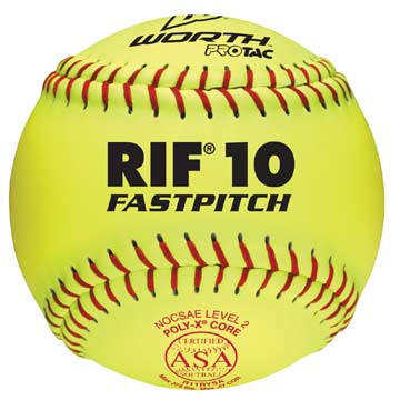 "R11RYSA Rir 11"" Level 10 ASA Softball MAIN"