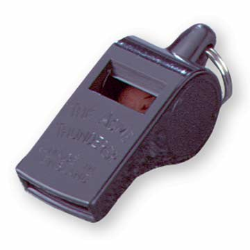 Acme Thunderer Plastic Whistle THUMBNAIL