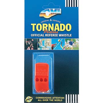 Acme Whistle - Tornado - Black THUMBNAIL