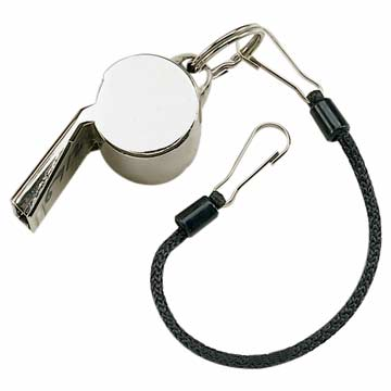 "SMIT9B Smitty Lanyard - 9"" - Black MAIN"