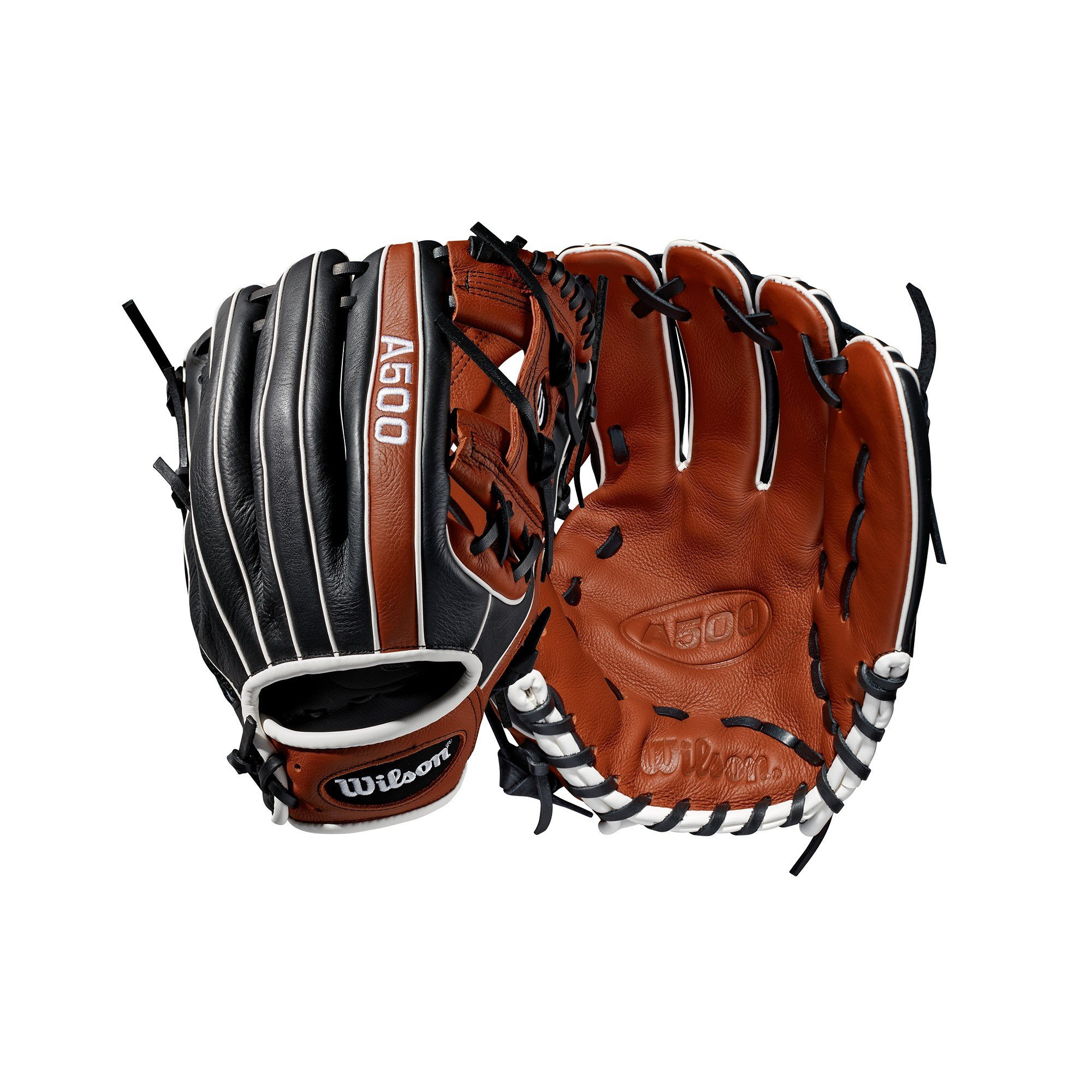 "WTA05RB19115 Wilson A500 Youth Baseball Glove 11.5"" - Regular THUMBNAIL"