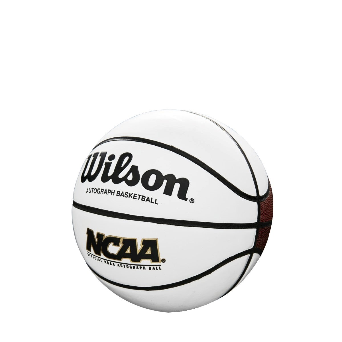WTB0716 Wilson NCAA Mini Autograph Basketball MAIN