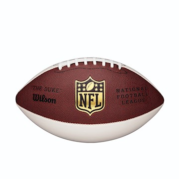 WTF1192 Wilson Official NFL Autograph Football LARGE