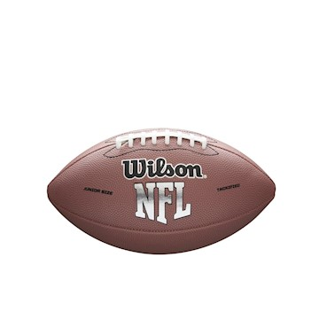 WTF1414 Wilson NFL MVP Football - Junior Size LARGE