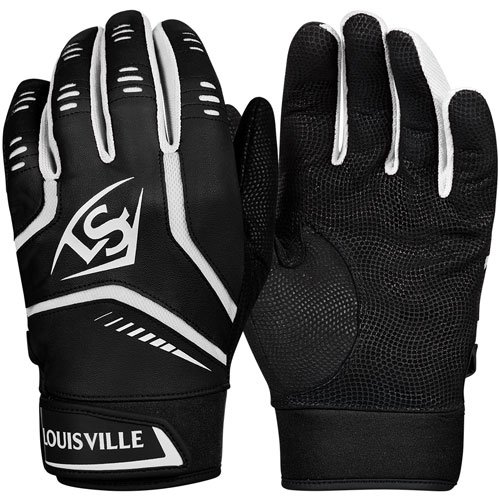 WTL6303 Louisville Slugger Omaha Batting Gloves - Youth MAIN
