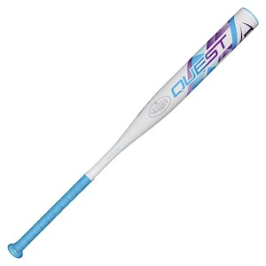 WTLFPQS172 Louisville Slugger Quest Fastpitch Softball Bat -12 THUMBNAIL
