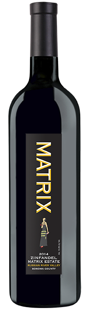 2014 MATRIX ESTATE ZINFANDEL
