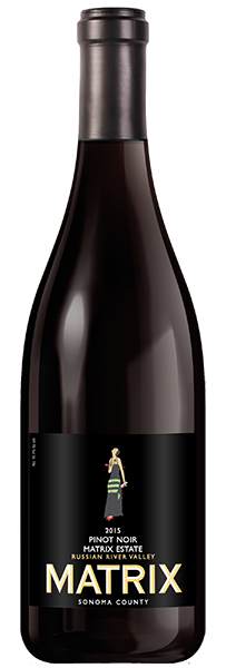 2015 Matrix Estate Pinot Noir