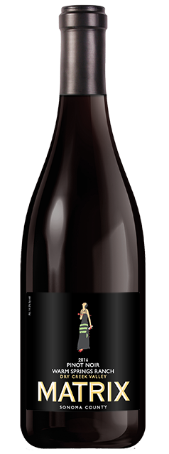 2016 Warm Springs Ranch Pinot Noir