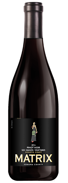 2016 Six Hands Pinot Noir MAIN