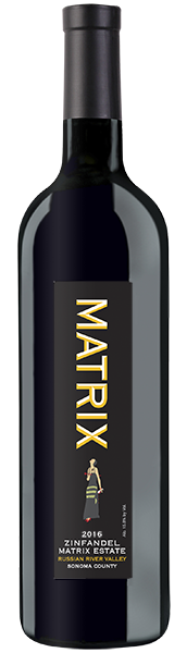 2016 Matrix Estate Zinfandel MAIN