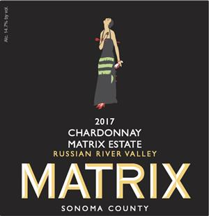 2017 MATRIX ESTATE CHARDONNAY MAIN