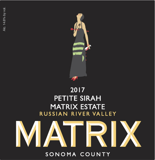 2017 MATRIX ESTATE PETITE SIRAH MAIN
