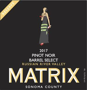 2017 BARREL SELECT RESERVE PINOT NOIR MAIN