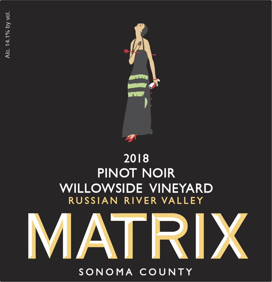 2018 WIllowside Pinot Noir THUMBNAIL