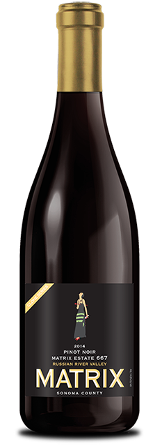 2014 Matrix Estate Clone 667 Pinot Noir