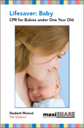 Lifesaver: Baby Student Manual - 25/pack (English) (101001) THUMBNAIL
