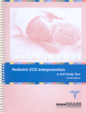 Pediatric ECG Interpretation Self-Study Guide - (PDF on CD) (106003)